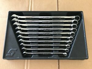 Snap On Tools 10pc Long Metric Wrench Set 10 19mm Oexlm170b In Tray