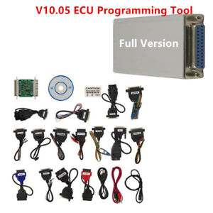 V10 05 Carprog Full Version W All 21 Item Adapter Car Ecu Prog Programmer Grade