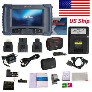 Us Ship Lonsdor K518ise Auto Progarmmer With Odometer Adjustment And Immobilizer