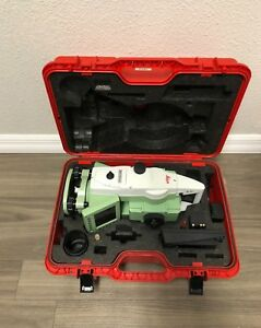 Leica Tc1201 1 Total Station For Surveying