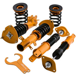 Full Coilovers Kits For Nissan Altima L32a D32 For Maxima A35 With Camber Plate