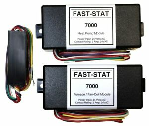 Fast stat Model 7000 Thermostat Wire Extender air Conditioner To Heat Pump
