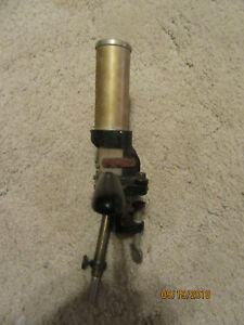 Vintage Belding and Mull Visible Powder Measure