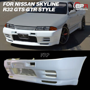 A Front Bumper Body Kits For Nissan Skyline R32 Gts Gtr style Frp Craft