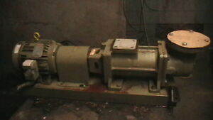 Imo Hydraulic Screw Pump G3db 250p
