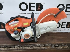 Stihl Ts500i Concrete Cut off Saw Oem Nice Running Condition ships Fast 420