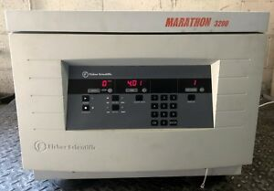 Iec Marathon 3200 Bench top Centrifuge Laboratory Thermo fisher