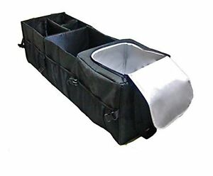 Untimate Car Trunk Organizer Best For Suv Vehicle Truck Auto Grocery H