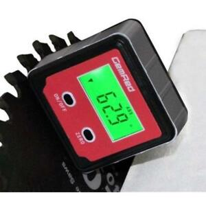 Gemred 82412 Backlight Digital Level Box Protractor Angle Finder Level Gauge Bev