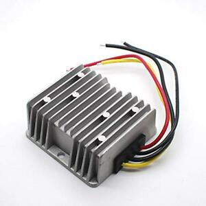 Waterproof Dc Boost Converter Voltage Regulator 12v To 24 Volt Car Power Supply