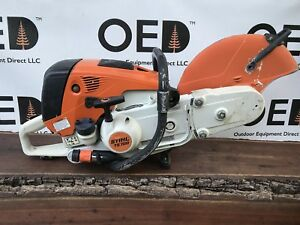 Stihl Ts700 Concrete Cut off Saw Great Running Big Chop Demo Saw Ships Fast