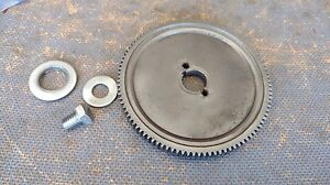 Vintage W f J Barnes 10 Metal Lathe Change Gear 100 Tooth Gear