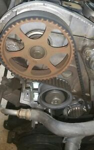 01 02 Audi Tt Engine 1 8l Turbo 225 Hp Id Amu New Timing Belt And Water Pump