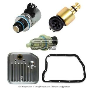 A518 46re 47re Solenoid Governor Pressure Output Speed Sensor Filter Set 1998 99
