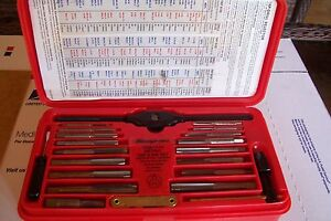 Snap On Metric Tap And Die Set New