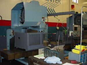 Used Okk Mcv 660 Vertical Machining Center Cat50 60 x26 x26 30hp 24 Atc