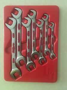 Snap On Wrench Set Standard