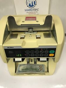 Glory Gfr s80 Currency Bill Counter Sorter Counterfeit Detection New 100 Bill