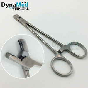 Cerclage Wire Twister Wire Cutter Veterinary Orthopedic Surgical Instrument