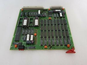 Carl Schenck Aviv700 018078 07 B6 Board Tested Working Free Ship