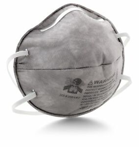 3m Particulate Respirator 8247 R95 With Nuisance Level Organic Vapor Relief