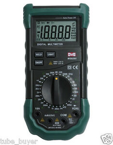 Mastech Ms8265 4 1 2 Digital Multimeter K7