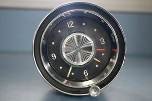Vintage 1960 Oldsmobile Dash Clock Tested