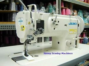 Juki Dnu 1541s Leather Walking Foot Sewing Machine Assembled W Servo Motor