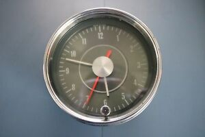 Vintage 1963 1966 Studebaker Dash Clock Tested