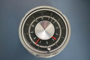1965 Chevy Impala In dash Analog Clock tested