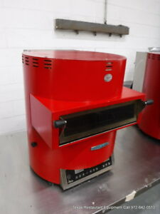 Turbo Chef Fre 941 Electric High Speed Pizza Oven 208 240 Volts Year 2015