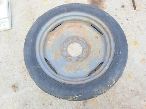 Ferguson Tractor Wheel To20 To30 Original Tractor Front Wheel Tire