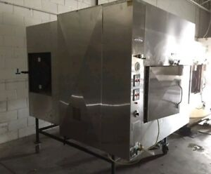 Ole Hickory Pit Smoker El ed x Used 4 Months Immaculate Condition In Canada