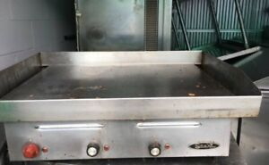 Star Commercial Griddle 36in Electric