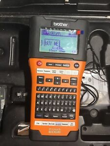 Brother P touch Edge Electronic Label Maker Pt e550w