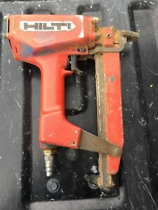 Hilti Fastening Systems Fn 200 A Nail Gun 120 Psi Made In Germany