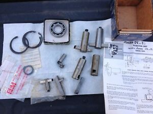 Lot Of Screw Machine Tooling And Tool Holders Somma Holder