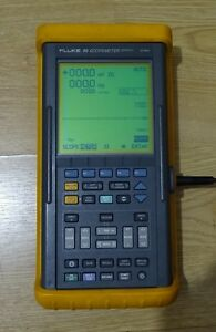 Fluke 99 Scopemeter Series Ii 50mhz Oscilloscope Dual Channel