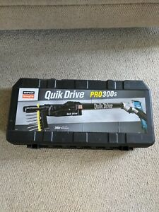 Simpson Strong tie Quick Drive Pro300s Brand New
