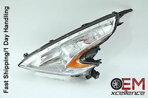 09 16 370z Left Hid Xenon Headlight Complete Oem 1 4 Day Delivery
