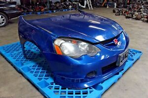 Jdm Honda Integra Dc5 Rsx Front End Bumper Nose Cut Conversion