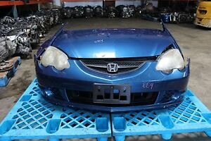 Honda Integra Dc5 Jdm Rsx Front End Bumper Nose Cut Conversion