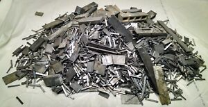 20 Pounds Linotype Metal Hard Lead Spacer Scrap Printer Type Bullets Casting