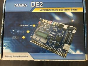 Altera De2 Development And Education Board Cyclone Ii Dk de2 2c35n un 0a