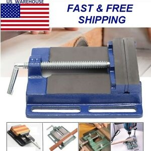 Drill Press Vise Pipe Clamping Holding 5 1 2 Throat Open Workbench Hd 6 Inch