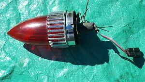 Oem 1959 Cadillac Tail Light Housing And Lens