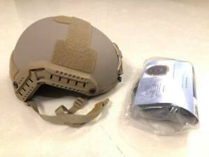 Ops Core Maritime Ballistic Helmet Tan LXL CRYE PRECISION EAGLE INDUSTRIES AOR1