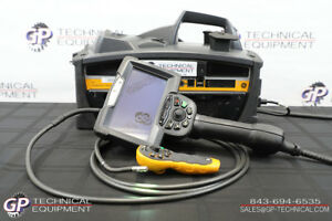Ge Inspection 8mm 3m Xlg3 Videoscope Flaw Detector Ndt Everest Vit Iplex Geit