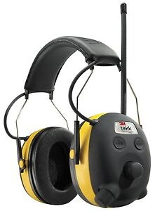 Radio Ear Hearing Protection Headphone Ear Muffs For Shooting Gardening Work