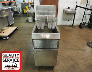 Pitco 14s Commercial Gas Fryer